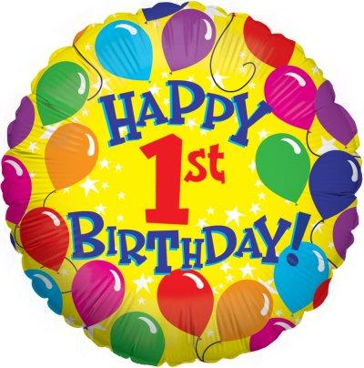 Happy First Birthday Darling Precious Children!